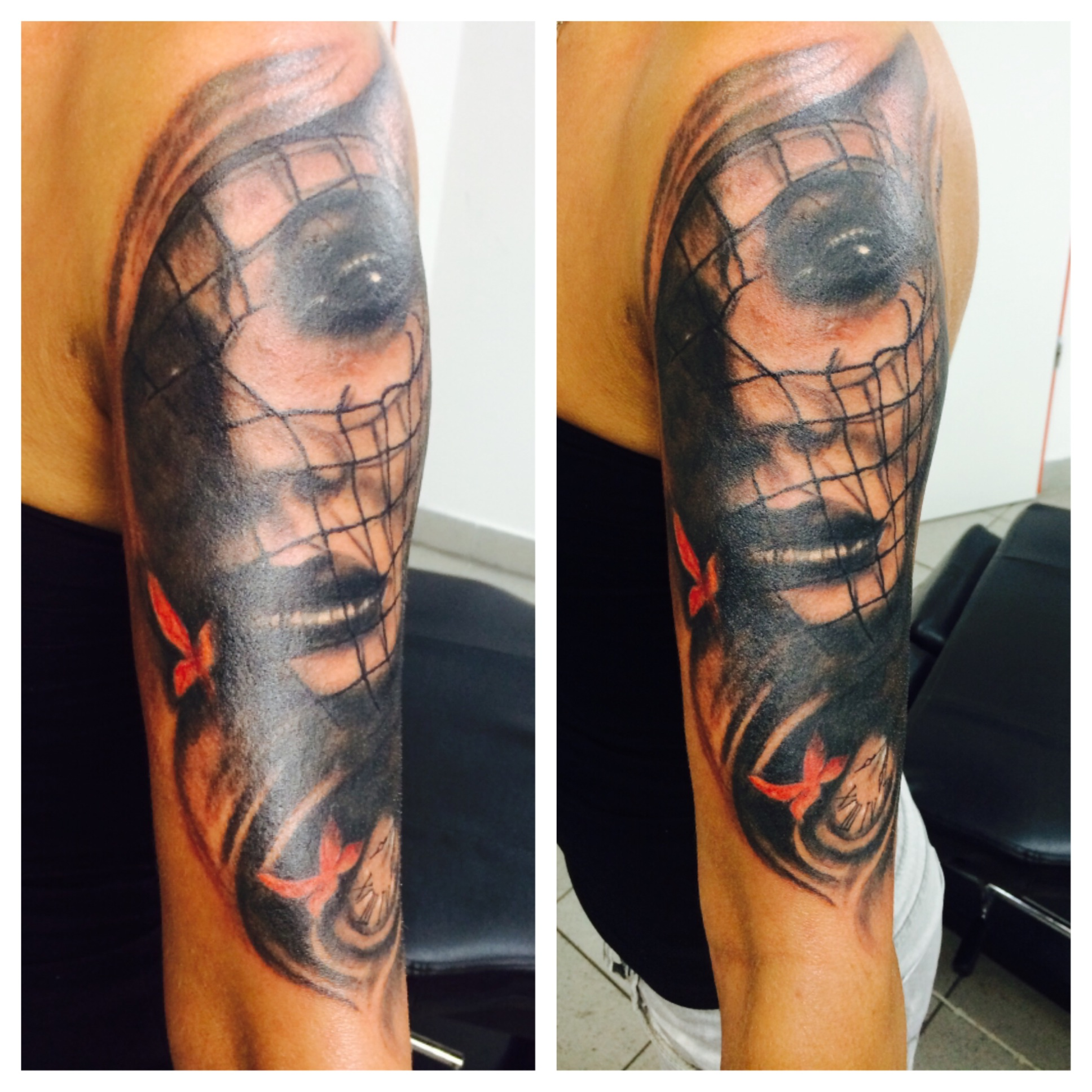 Stichprobe tattoo lifestyle munich ink clothing for Ich suche arbeit in munchen